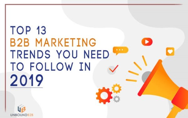 Top B2B Marketing Trends