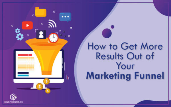 How to Get More results out of marketing funnel