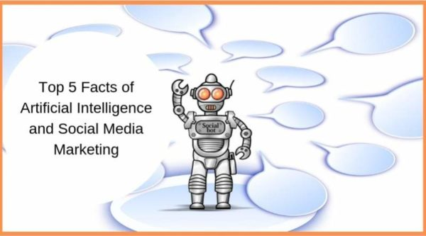 Facts of Artificial Intelligence and Social Media Marketing