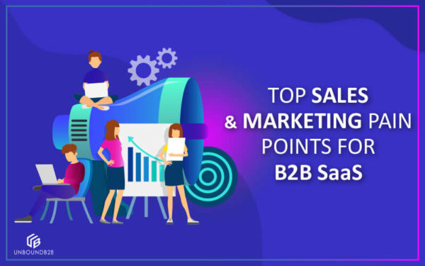 Sales and Marketing Pain Points for B2B SaaS