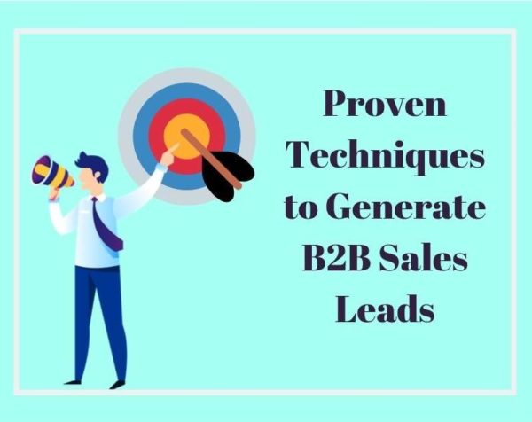 Techniques to Generate B2b sales leads