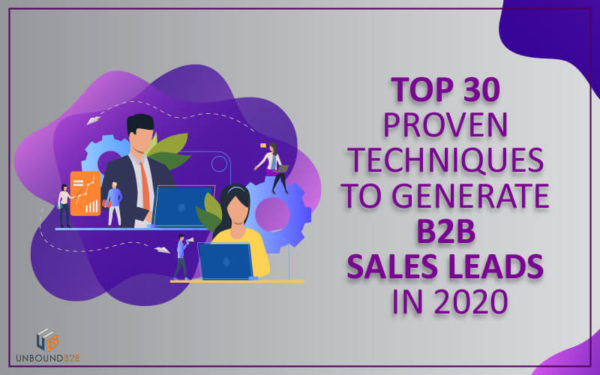 Generate B2B Sales Leads