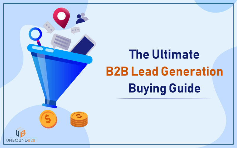 B2B Lead Generation Buying Guide