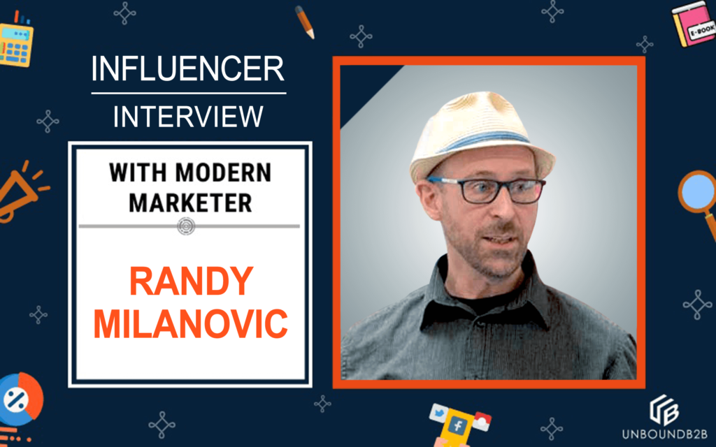 Interview with Randy Milanovic