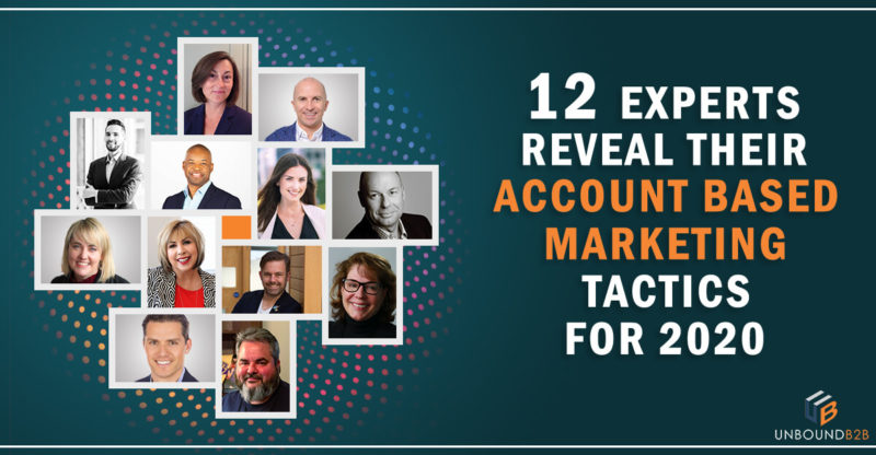 experts reveal their ABM strategies
