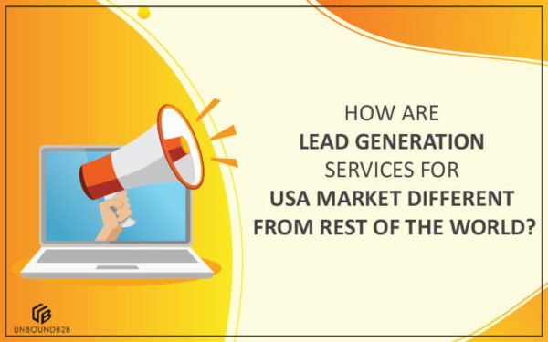 How are Lead generation services for USA market different from rest of the world