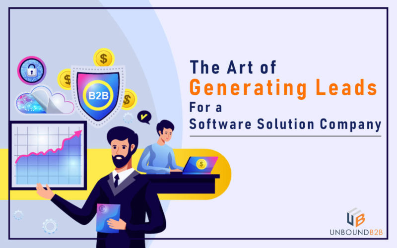 the art of generating leads