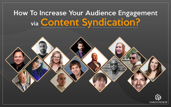 How To Increase Your Audience Engagement via Content Syndication