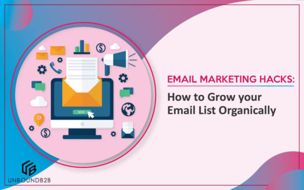 Email-Marketing-Hacks-How-to-Grow-your-Email-List-Organically