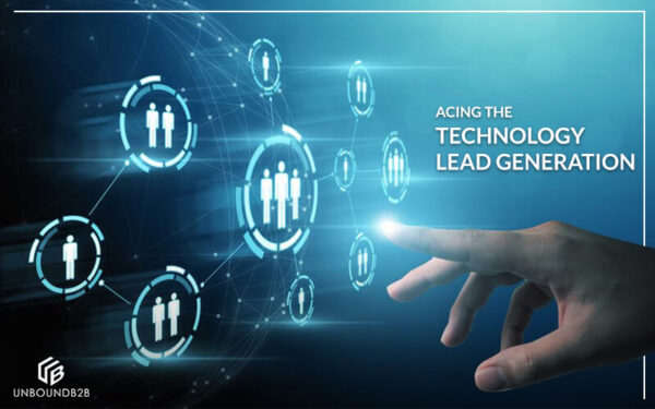 ACING THE TECHNOLOGY LEAD GENERATION