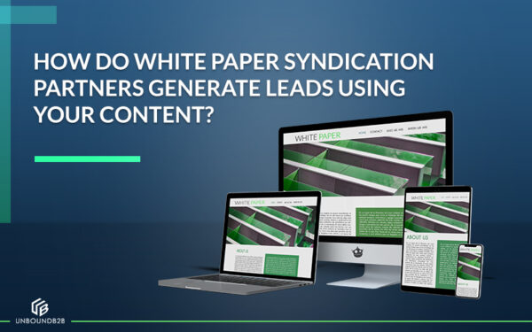 How do White Paper Syndication Partners