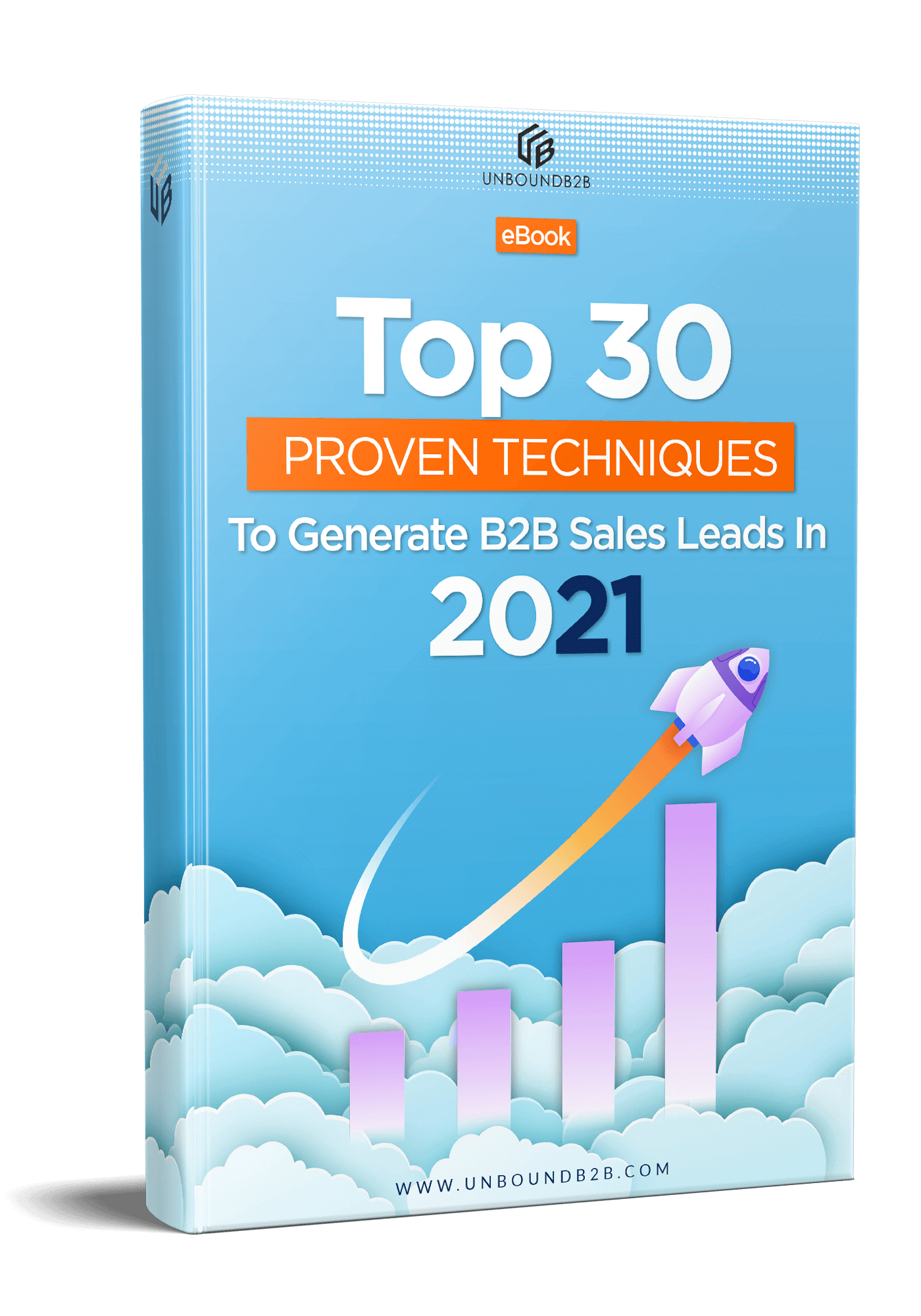 eBook- Top 30 Proven Techniques To Generate B2B Sales Leads In 2021